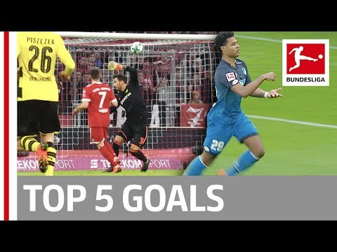 Müller, Ribery, Gnabry & More - Top 5 Goals on Matchday 28