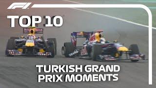 Top 10 Turkish Grand Prix Moments