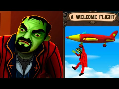 Scary Stranger 3D -A Welcome Flight -Not so Tropical Paradise[Android- ios] New Update