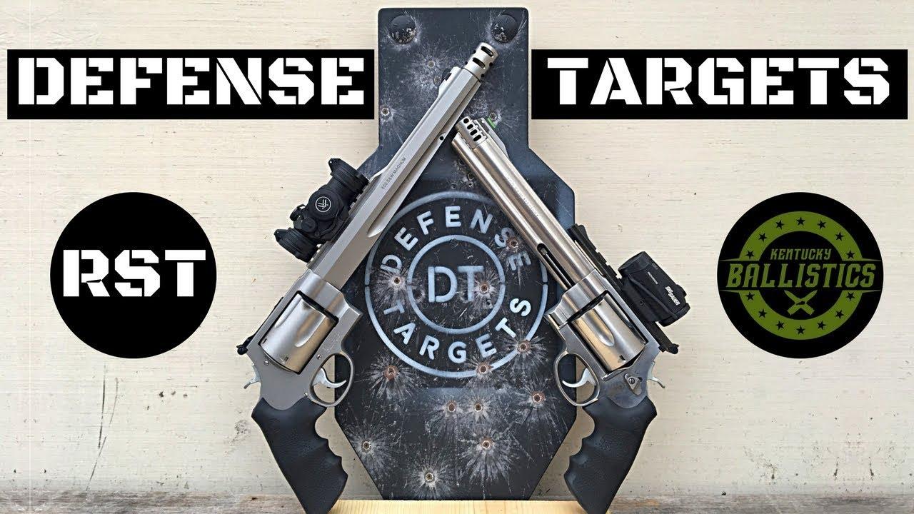 Defense Targets (Ready-Ship-Target)