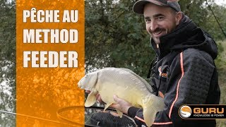 Comment pêcher au method feeder ?