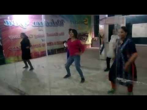Hule hulare dance video by amit saana