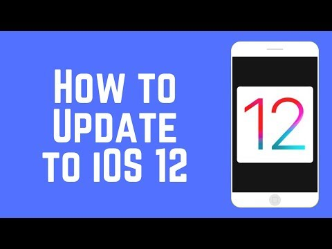 How to Update Your Current iPhone, iPad, or iPod Touch to iOS 12 Mp3
