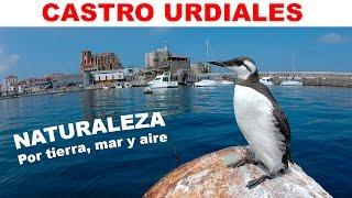 CASTRO URDIALES, IMPRESIONANTE LITORAL (COSTA ORIENTAL DE CANTABRIA)