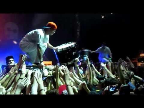 Trees - twenty one pilots CROWD DRUMMING Tyler & Josh LIVE HOB Houston TX 11/15/13