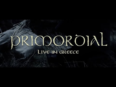 Teaser for the Primordial show in Greece