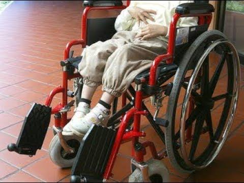 Paralisis cerebral adaptando silla de ruedas a ni os youtube - Silla de ruedas ninos ...