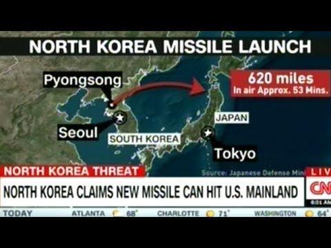 "South Korea Responded Immediately To North Korea ICBM Launch W/ Precision Missile Strike ""Simulation"