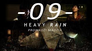 [PS4] Heavy Rain #09 - Pielęgniarka / Wieści z policji / Walka psychologiczna