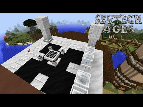 The Coming Twilight... : SevTech Ages Lp Ep #15 Minecraft 1.12