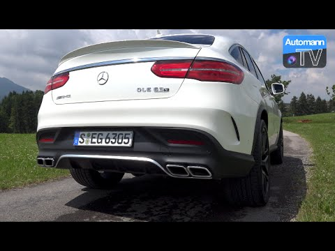 2016 Mercedes AMG GLE 63 S 585hp Pure SOUND 60 Fps