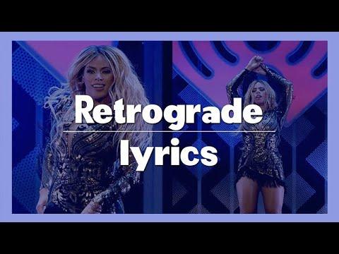 Dinah Jane - Retrograde (LYRICS) Jingle Ball performance