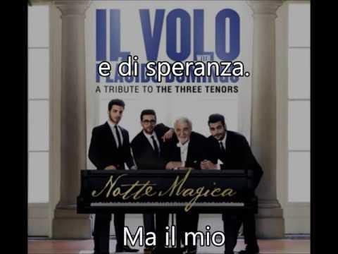 IL VOLO NESSUN DORMA MUSICA E TESTO