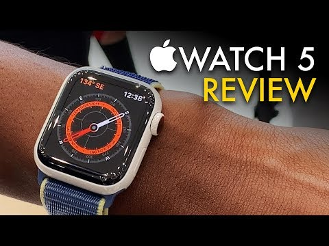 Apple Watch 5 Review: Finally the Best Watch. Period.