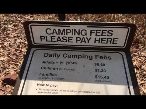 121. Florence Falls Campground, Litchfield National Park NT