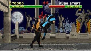 Mortal Kombat 1 (Arcade) - SCORPION 【TAS】