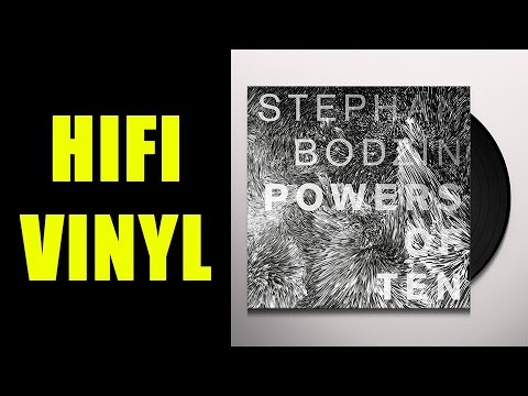 Stephan Bodzin - Powers Of Ten Vinyl LP