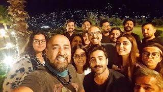 Parey Hut Love - Zara Noor Abbas   Maya Ali   Sheheryar Munawar - Beautiful and Fun BTS Moments