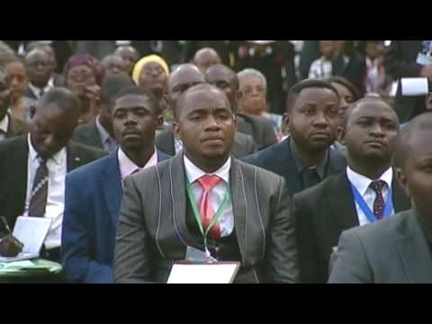 Jour 2 Visitation apostolique Bishop David Oyedepo  à Kinshasa