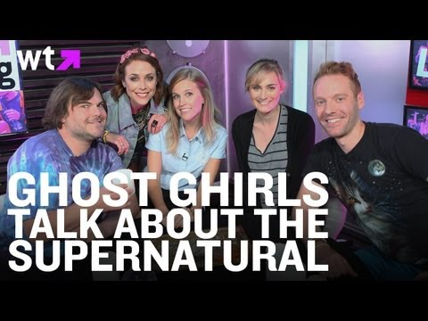 Inside Ghost Ghirls With Jack Black, Amanda Lund & Marie Blasucci  LIVE