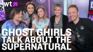 Inside Ghost Ghirls With Jack Black, Amanda Lund & Marie Blasucci | LIVE