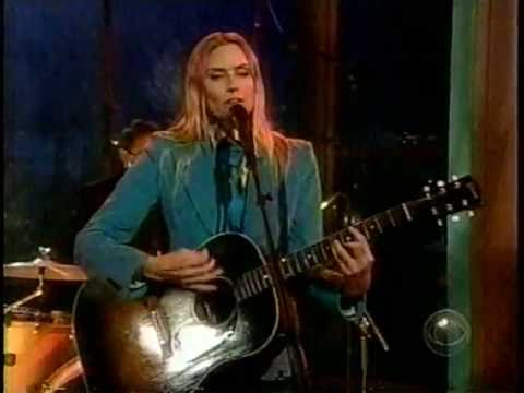 Aimee Mann - 'Going Through The Motions' live on the Late Late Show, 2004-11-29