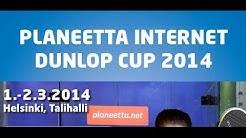 Planeetta Internet Dunlop Cup 2014 Lauantai / Saturday