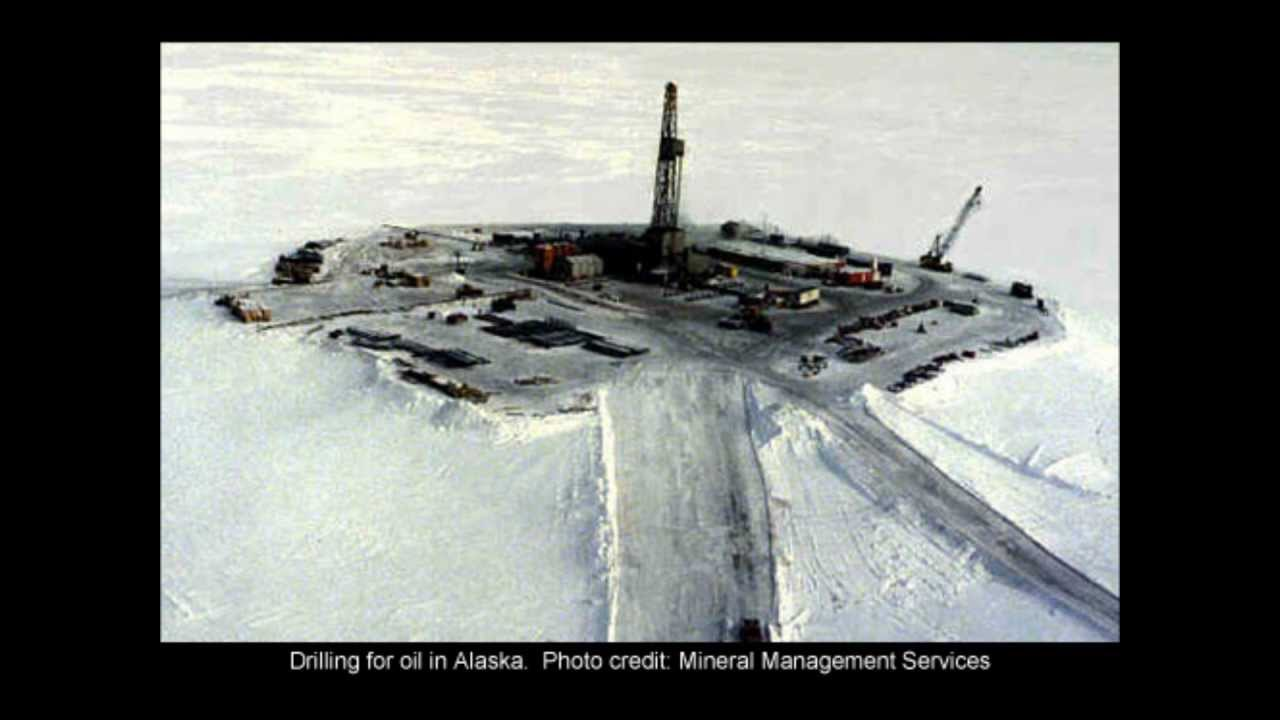 What are the negative impacts of oil exploration in the Arctic