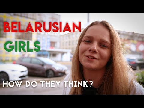 What Belarusian girls in Minsk think of foreign guys!