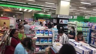 Lockdown Manila: Panic Buying Night Before