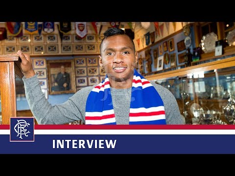 INTERVIEW | Alfredo Morelos | 19 Jun 2017