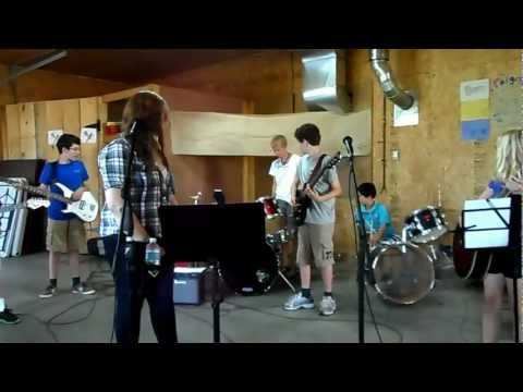 Band Camp 2012 - Connors Music