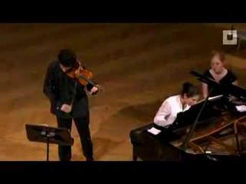 Sergey Khachatryan - Brahms violin sonata No.3 4mov