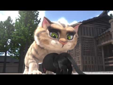 Кадры из фильма Черный кот: Рудольф