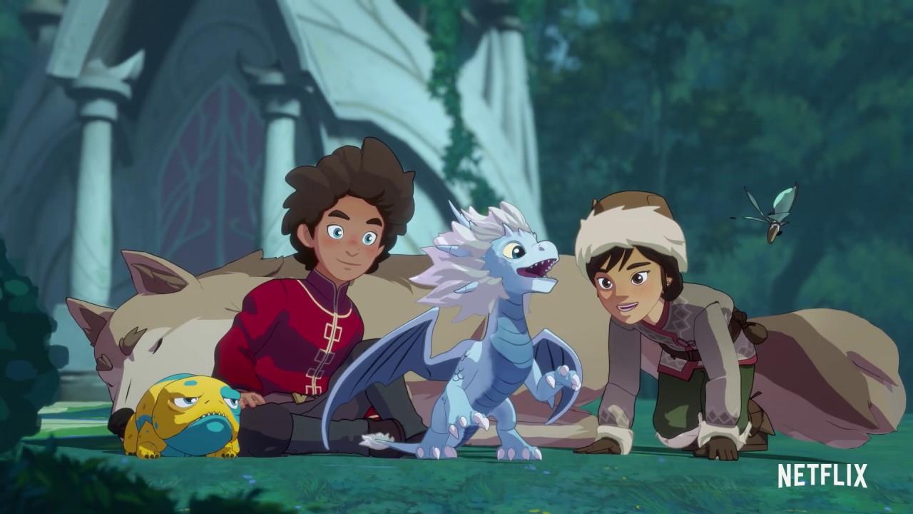 Dragon Prince: Season 2 Official Trailer - YouTube