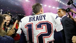 Tom Brady's stolen Super Bowl jerseys found