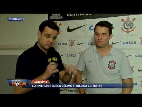 Corinthians Se Classifica Para A Final E Busca Título Da Copinha