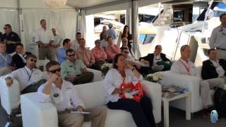 Yacht & Brokerage Show 2015, Miami Beach - Absolute Yachts