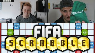 FIFA SCRABBLE vs HURDEROFBUFFALO !! (Squad Building Series) FIFA 16 Ultimate Team