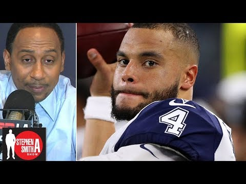 download Stephen A. speechless after Cowboys' win - but still not sold on them   Stephen A. Smith Show