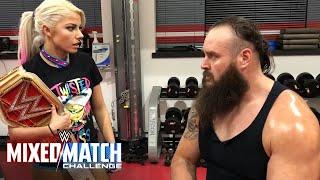 Braun Strowman stands up for WWE Mixed Match Challenge partner Alexa Bliss