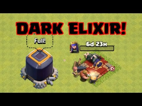 BEST TH9 DE FARMING STRATEGY + LVL 25 QUEEN UPGRADE! | Clash of Clans Getting Back to Wars