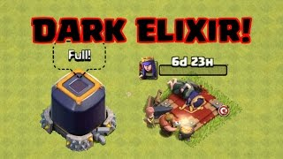 BEST TH9 DE FARMING STRATEGY + LVL 25 QUEEN UPGRADE!   Clash of Clans Getting Back to Wars