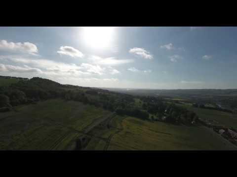 DJI PHANTOM 4 | Test 12 | Altitude & Long Range Test (4k)
