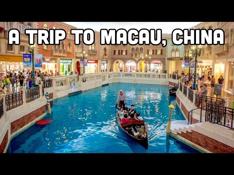 AMAZING TRIP TO MACAU, CHINA - HONGKONG TRAVEL VLOG #7