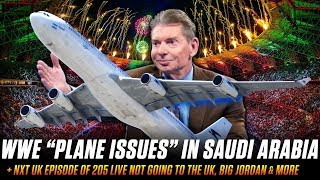 WWE Saudi Arabia Travel Problems Controversy, Raw Review & More (Smack Talk 414 Hot Tags)