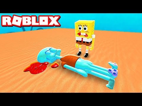 Thumbnail: WHO KILLED SQUIDWARD?!