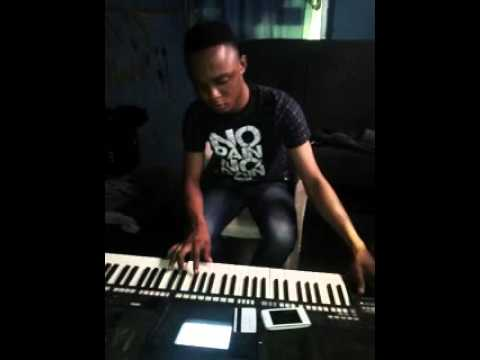 Piano solo right hand African music