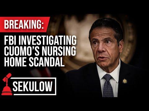 BREAKING: FBI Investigating Cuomo's Nursing Home Scandal