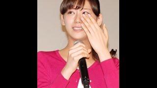 女優、モデル、歌手として活躍する西内まりや(21)が日本テレビ系の...